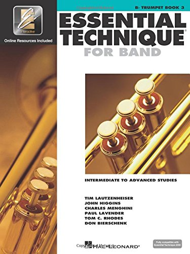 Essential Technique 2000: Intermediate to Advanced Studies (Bb Trumpet) ()