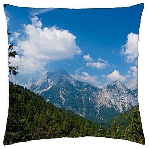LILKCO Funda de cojín,Amazing View Throw Pillow Cover Case ...