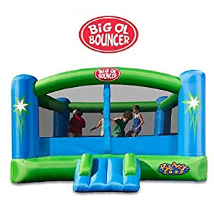 Blast Zone Big Ol Bouncer Inflatable Moonwalk Review