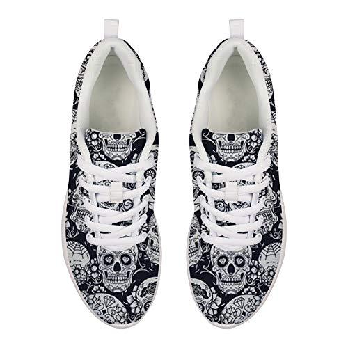 Skulls A 2 Basso Coloranimal Donna Sugar Collo xFXUqdX