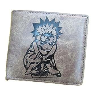 Naruto Shippuden. Anime Wallet. Gaara Purse Clip Card Coin Bag New ( 1075202 )