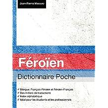 Dictionnaire Poche Féroïen (French Edition)