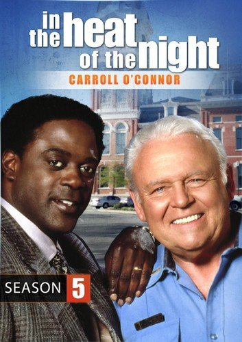 In The Heat of The Night Season 5 (In The Heat Of The Night Complete Series)