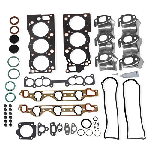 [For 1988-1995 Toyota V6 3.0 3VZE Cylinder Head Gasket kit] (3vze Head Gasket)