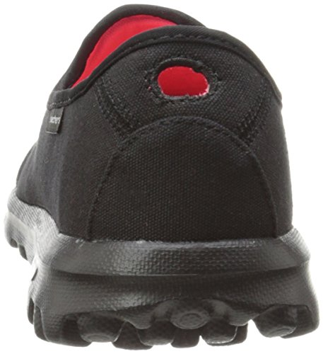 Skechers Go Walk 2, Zapatillas Deportivas Mujer negro