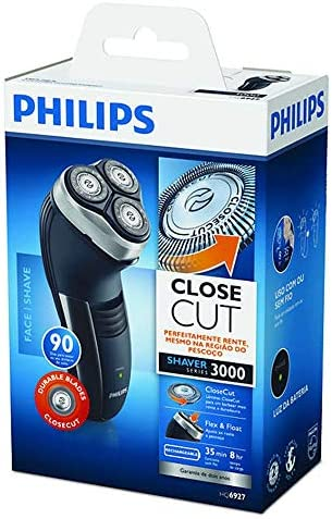 Philips 3000 series HQ6927 - Afeitadora: Amazon.es: Salud y ...