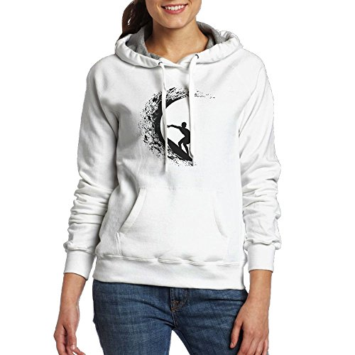 Price comparison product image Lady Surfing Sports Hoodies Pullover Hoodie