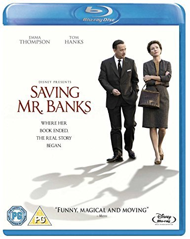 Price comparison product image Saving Mr Banks - Limited Edition Steelbook Blu-ray