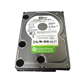 "Western Digital AV 500GB 8MB Cache SATA2 3.5"" Hard Drive (for CCTV DVR, cool, quiet &reliable) -w/ 1 Year Warranty 10 Western Digital 500GB AV Drive 8MB Cache SATA 2"