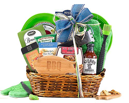 Hot Off the Grill BBQ Gift Idea for Him -
