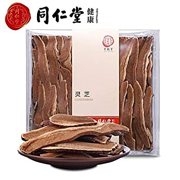 Amazon com : Tongrentang Chinese Dried Wild Lingzhi Red