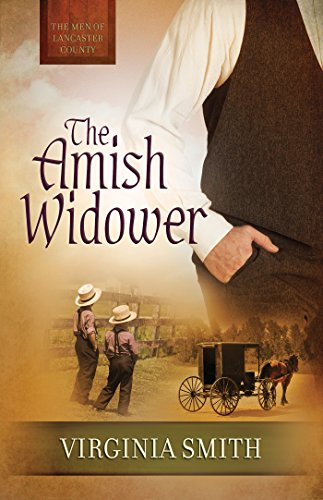 The Amish Widower (The Men of Lancaster County Book 4)]()