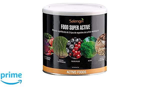 DETOX Food Super Active - 200 gr (Active Foods): Amazon.es: Salud y cuidado personal