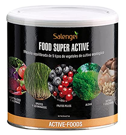 DETOX Food Super Active - 200 gr (Active Foods): Amazon.es ...