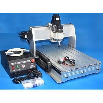 Gowe® 10*13 Inch CNC Router CNC Machine Automatic Carving Machine CNC Engraver Drilling CNC Milling Machine CNC Drilling Cutting Machine