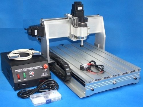 Gowe® 10*13 Inch CNC Router CNC Machine Automatic Carving Machine CNC Engraver Drilling CNC Milling Machine CNC Drilling Cutting Machine