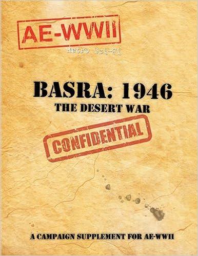 Descargar En Utorrent Ae-wwii Retro Sci-fi Basra 1946 PDF Android