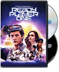 """Ready Player One (Special Edition) (DVD)From filmmaker Steven Spielberg comes the science fiction action adventure """"Ready Player One,"""" based on Ernest Cline's estseller of the same name. The film is set in 2045, with the world on the brink of..."""