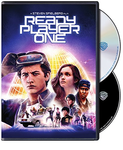 Ready Player One (Special Edition) (DVD) (2018 Dvd Player)
