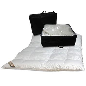 10 Cm Steg Decke Extra Warm In 155x220 Cm Mit 1500 Gramm Füllung Aus
