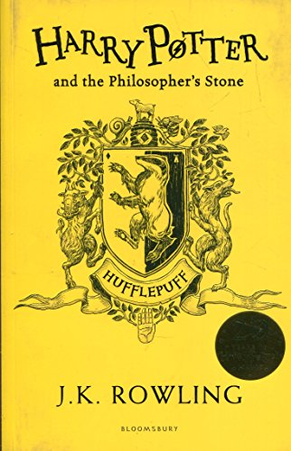 Harry Potter and the Philosopher's Stone - Hufflepuff Edition
