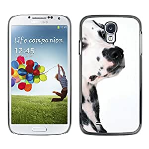 Hot Style Cell Phone PC Hard Case Cover // M00000639 Dogs Pattern // Samsung Galaxy S4 i9500