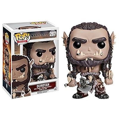 Funko POP Movies: Warcraft - Durotan Action Figure: Funko Pop! Movies:: Toys & Games