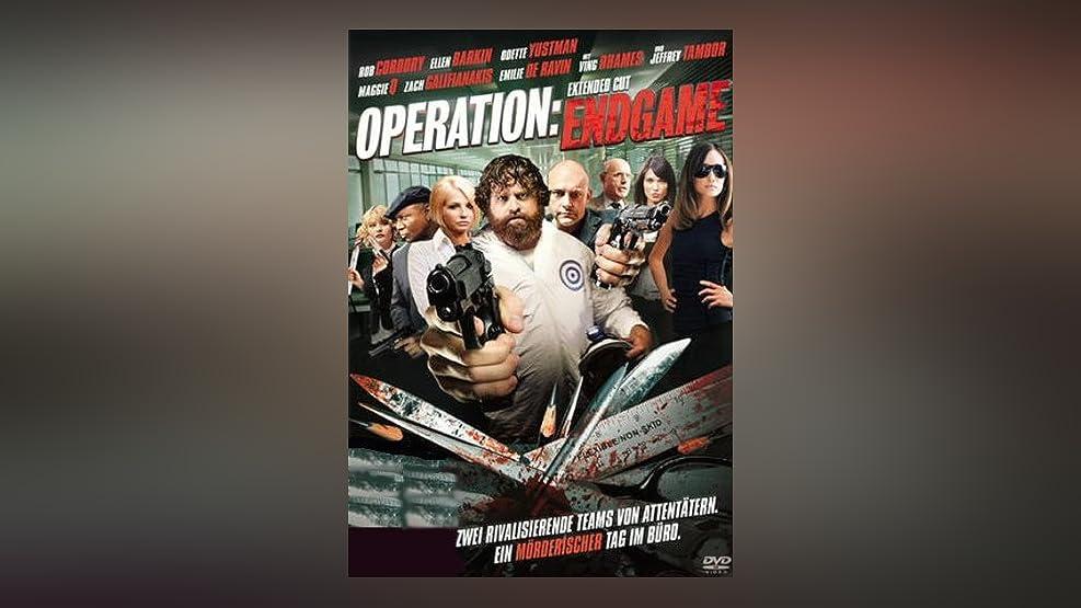 Operation - Endgame