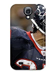 Premium Arian Foster Back Cover Snap On Case For Galaxy S4