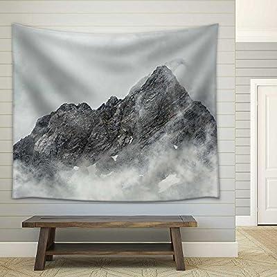 Incredible Print, Jade Dragon Snow Mountain Lijiang City Yunnan China Fabric Wall, Crafted to Perfection