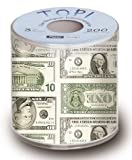 Dollar Bill Money Novelty Toilet Paper