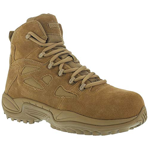 Reebok Mens Stealth 6 Tactical Boot Composite Toe - Rb8650