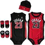 Jordan Nike Baby Clothes Jersey Set