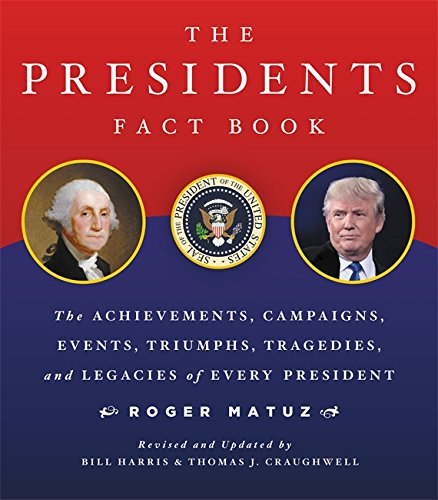 The Presidents Fact Book: The Achievements, Campaigns, Events, Triumphs, and