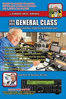 2019-2023 General Class