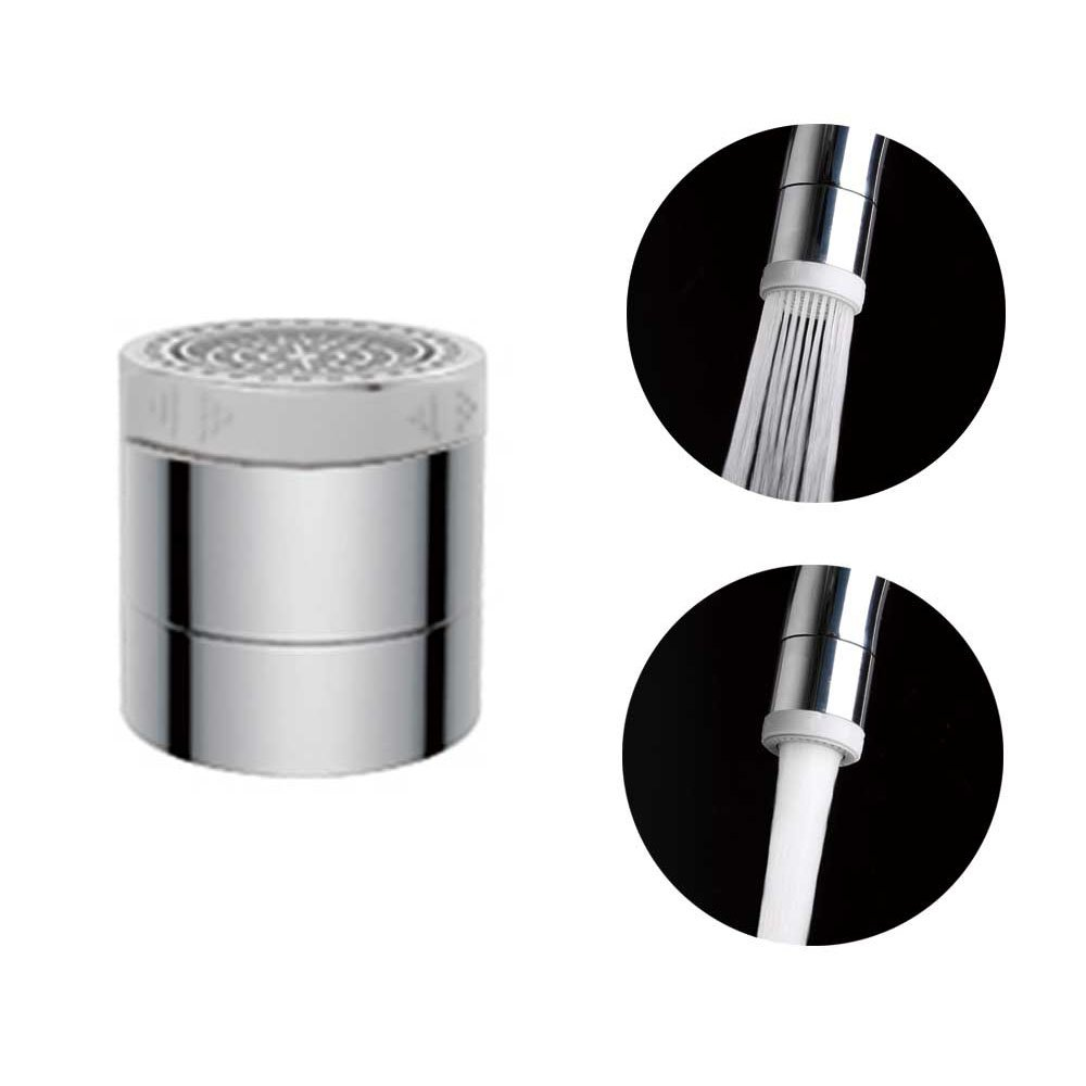 waternymph hibbent dual function 2 flow faucet spray head aerator waternymph hibbent dual function 2 flow faucet spray head aerator water saving swivel aerator with 2 sprayer faucet parts replacement 55 64 inch 27uns