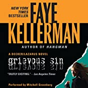 Grievous Sin: A Peter Decker and Rina Lazarus Novel | Faye Kellerman