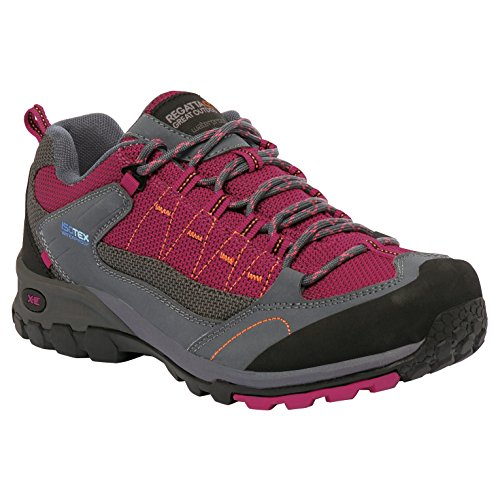Rrp Low Max Regatta Walking Chaussure Ii £70 Ultra Marron Dames vxw0H