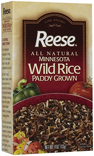 Reese Wild Rice, 4 oz by Reese