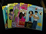 img - for Jackie Chan Adventures Boxed Set~Volumes 5-9 book / textbook / text book