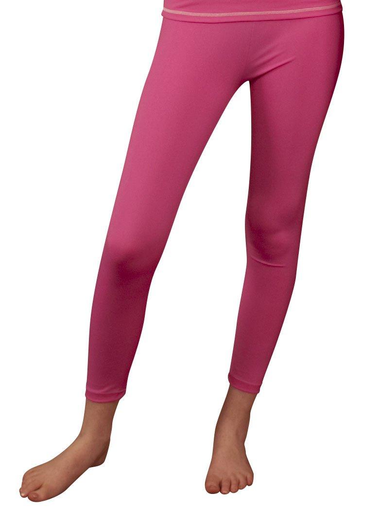 sizes 4-14. Sun Emporium Girl Pink UV Sun Protective Swim Tights Pants Leggings