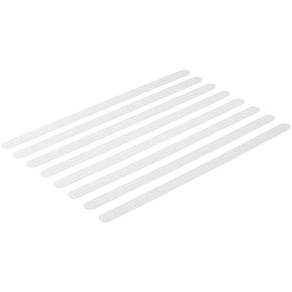 Anti-Rutsch Streifen für Duschen & Badewannen, transparent, selbstklebend