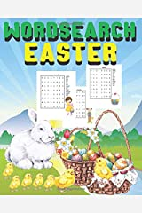 Word Search Easter: Easter Word Search For Kids   Word Search Books For Kids 5-7   Fun Easter Word Finds For Kids Paperback