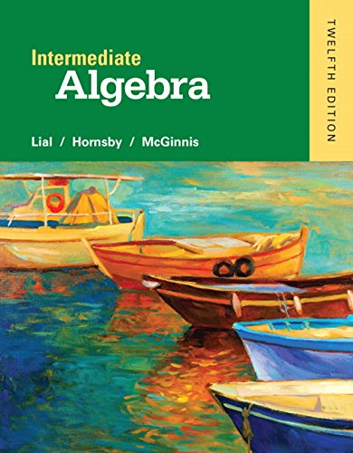 Intermediate Algebra plus NEW MyLab Math with Pearson eText -- Access Card Package (12th Edition) (What's New in Develop