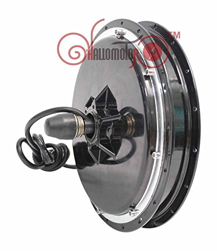Latest Design Powerful 36V 48V 500W Electric Bicycle Wheel Brushless Gearless DC Hub Motor for Front wheel eBike E-bike motor