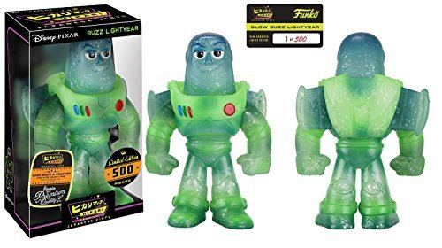 Funko Disney Pixar Glow In The Dark Buzz Lightyear Hikari Vinyl Figure Exclusive by Hikari