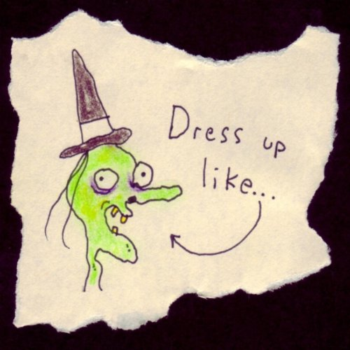 What Are You Going To Be For Halloween By Matthew Gray Gubler On