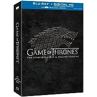 Game of Thrones Ist & IInd Season on Blu-ray