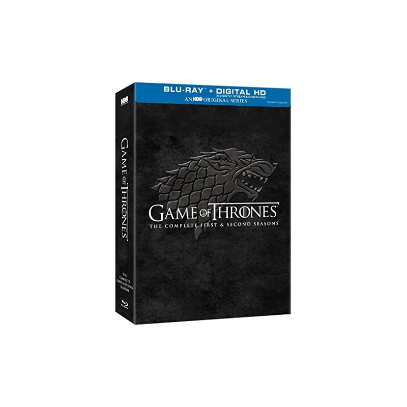 Game of Thrones: Complete Seasons 1-2