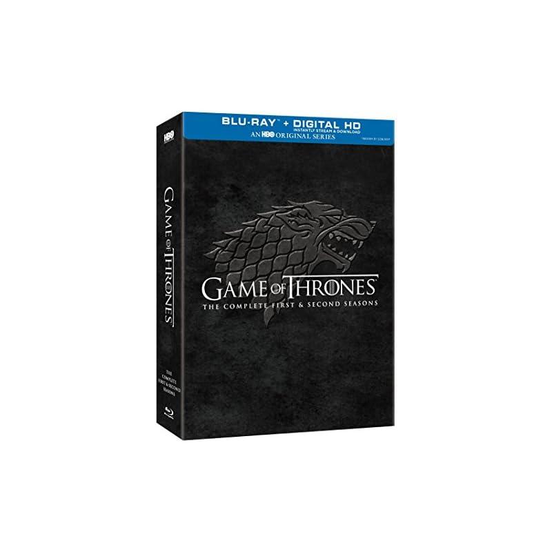 Game of Thrones: Complete Seasons 1-2
